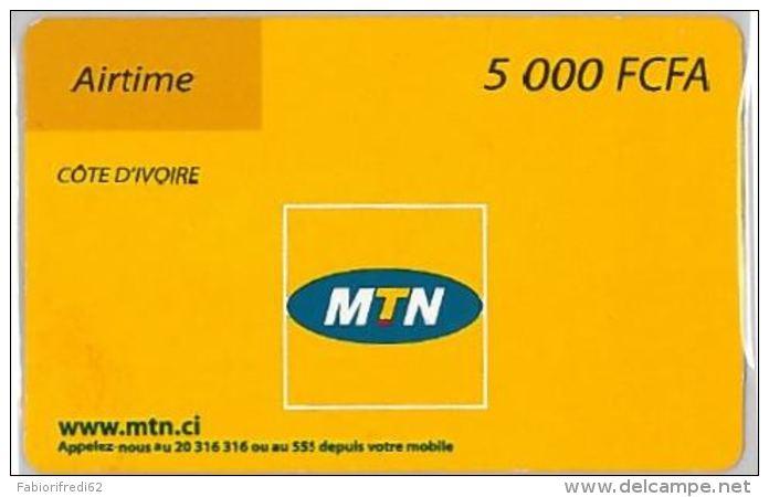 PREPAID PHONE CARD COSTA AVORIO (U.8.3 - Costa D'Avorio