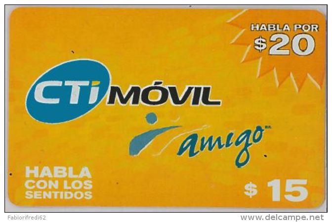 PREPAID PHONE CARD ARGENTINA (U.33.4 - Argentina