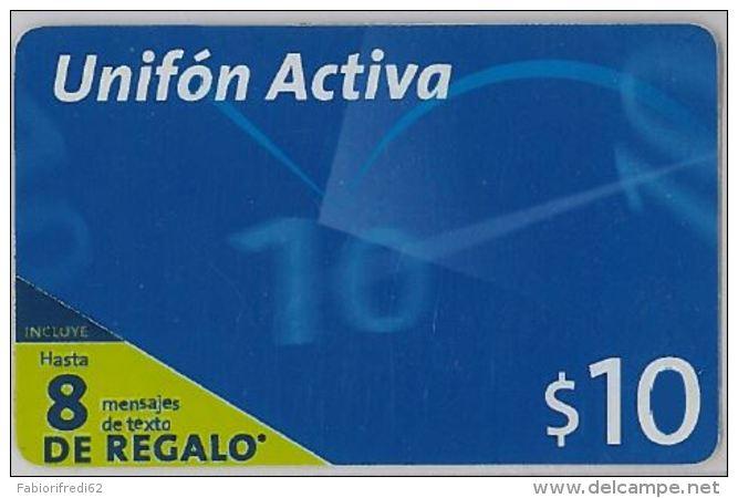 PREPAID PHONE CARD ARGENTINA (U.43.8 - Argentina