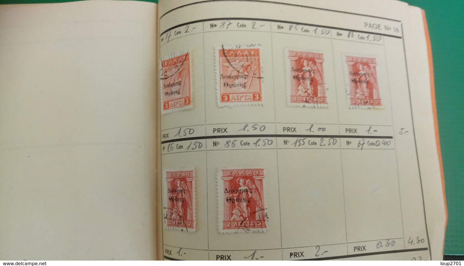 D431 RESTE CARNET A CHOIX DIVERS A TRIER BELLE COTE DÉPART 3€ - Sammlungen (im Alben)