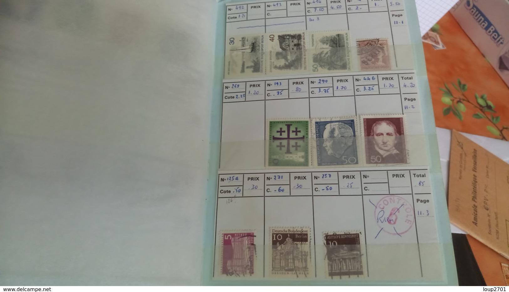 D437 LOT RESTE CARNET A CHOIX DIVERS A TRIER BELLE COTE DÉPART 3€ - Collections (en Albums)