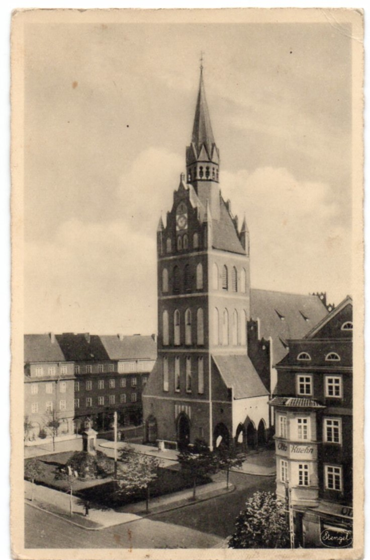 Polska - LYCK - Ostpr. - Kirche - Pologne