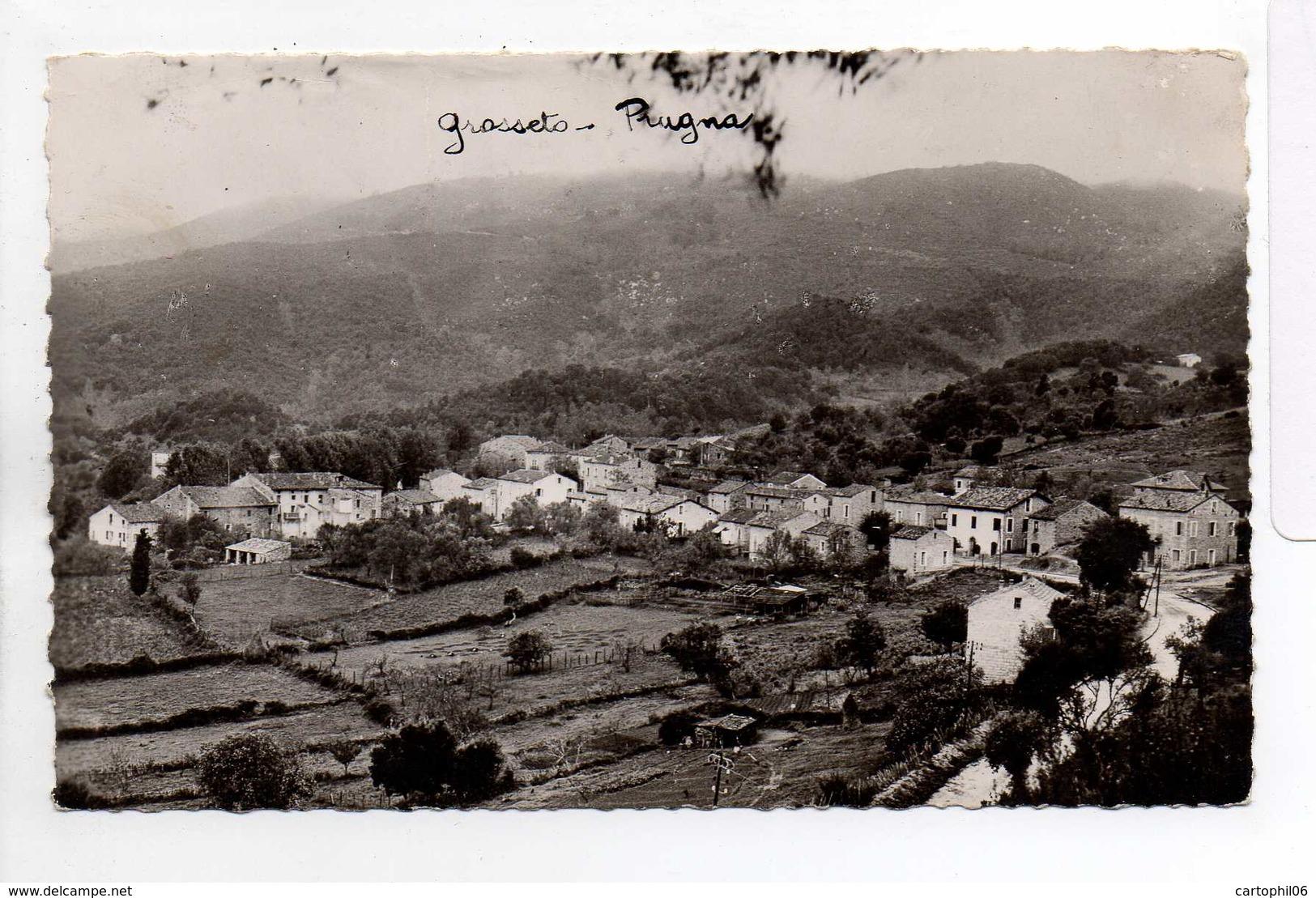 - CPSM GROSSETO-PRUGNA (20) - Vue Générale 1949 - - France