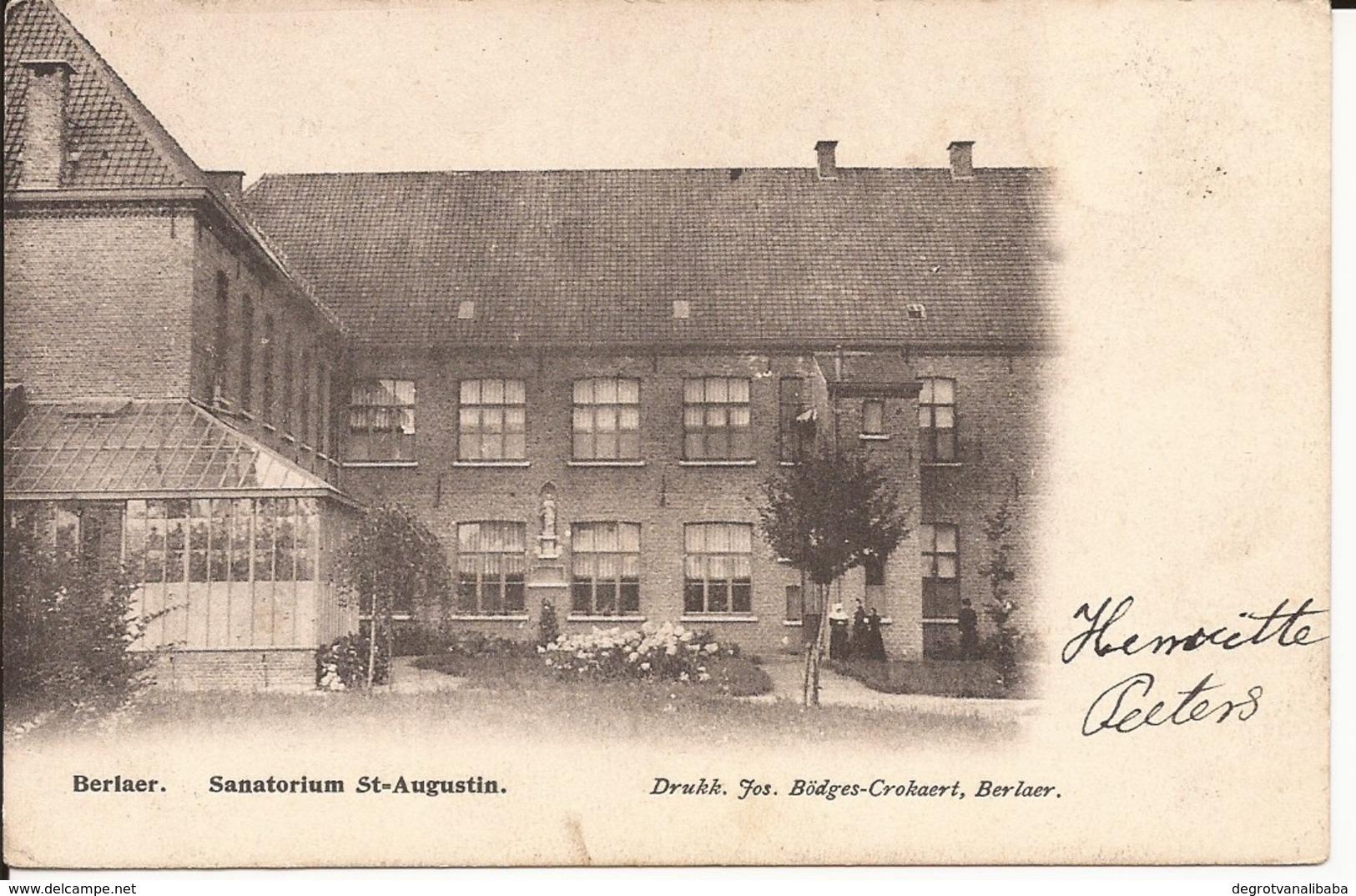 Berlaar Sanatorium St-Augustin - Berlaar