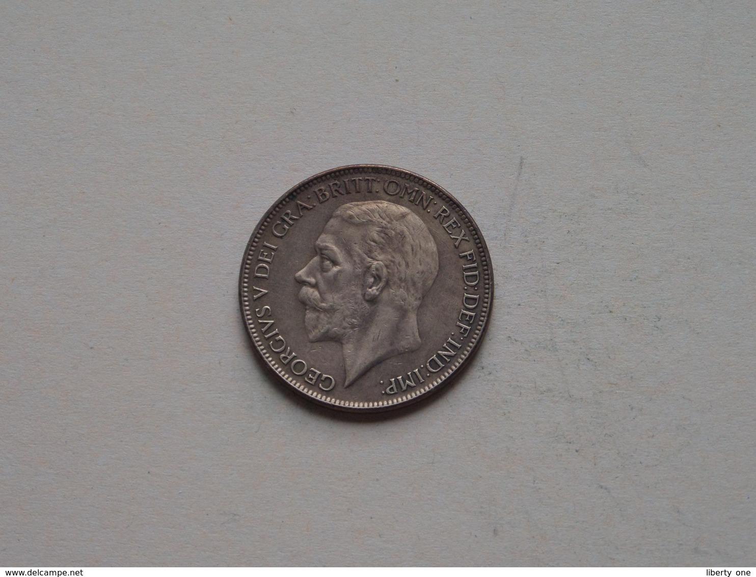 1927 - 1 Penny / KM 826 ( For Grade, Please See Photo ) ! - 1902-1971: Postviktorianische Münzen