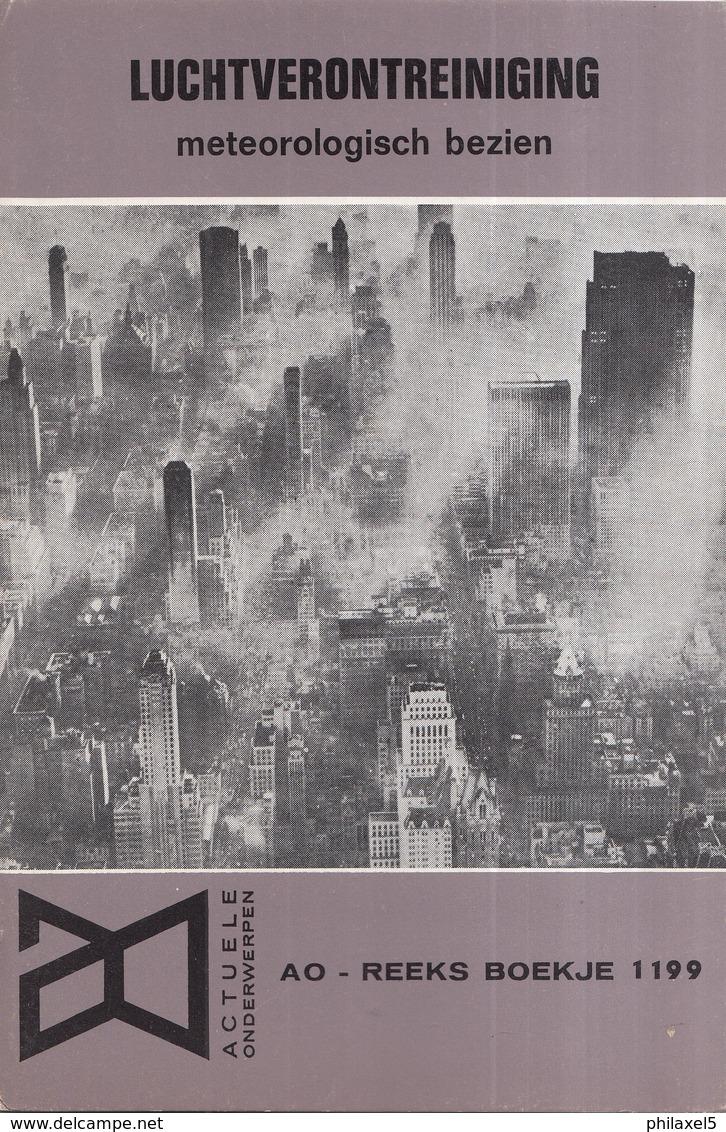 AO-reeks Boekje 1199 - Dr. C.A. Velds: Luchtverontreiniging Meteorologisch Bezien - 09-02-1968 - Geschiedenis