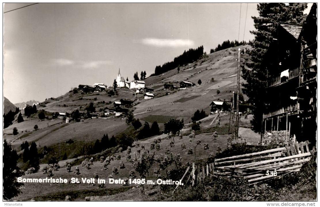 Sommerfrische St. Veit Im Defereggen, Osttirol (85983) - Defereggental