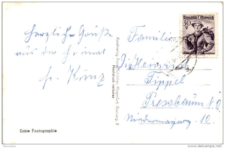 Iselsberg Mit Lienzer Dolomiten (4081) * 2. 8. 1957 - Dölsach