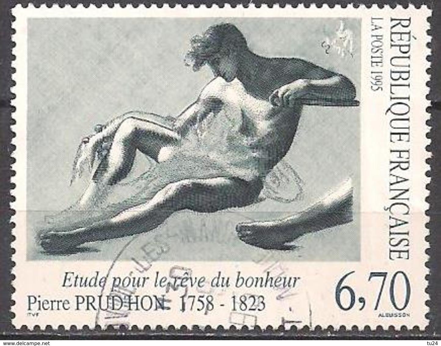 Frankreich  (1995)  Mi.Nr.  3088  Gest. / Used  (2eo20) - Frankreich