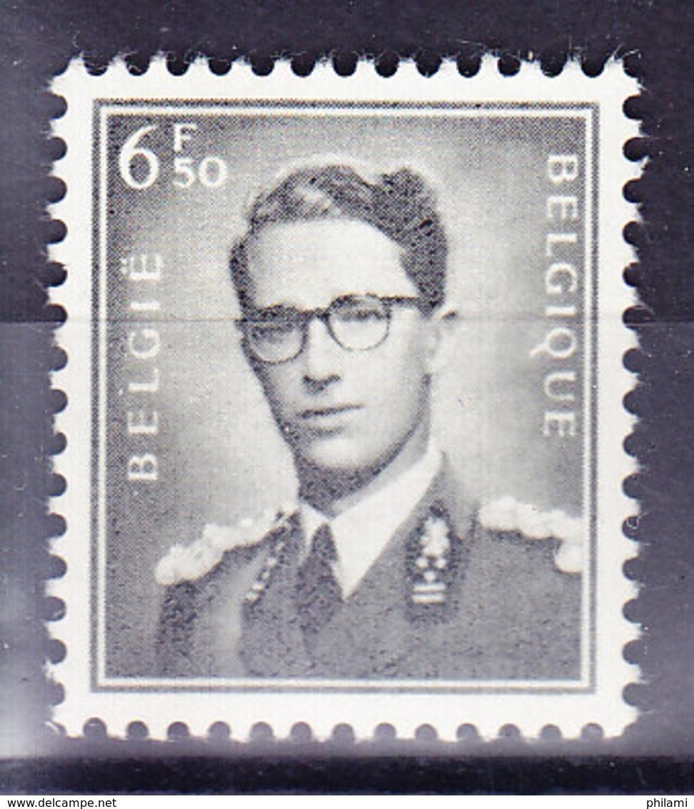 BELGIQUE COB 1069A ** MNH . (3T427) - 1953-1972 Glasses