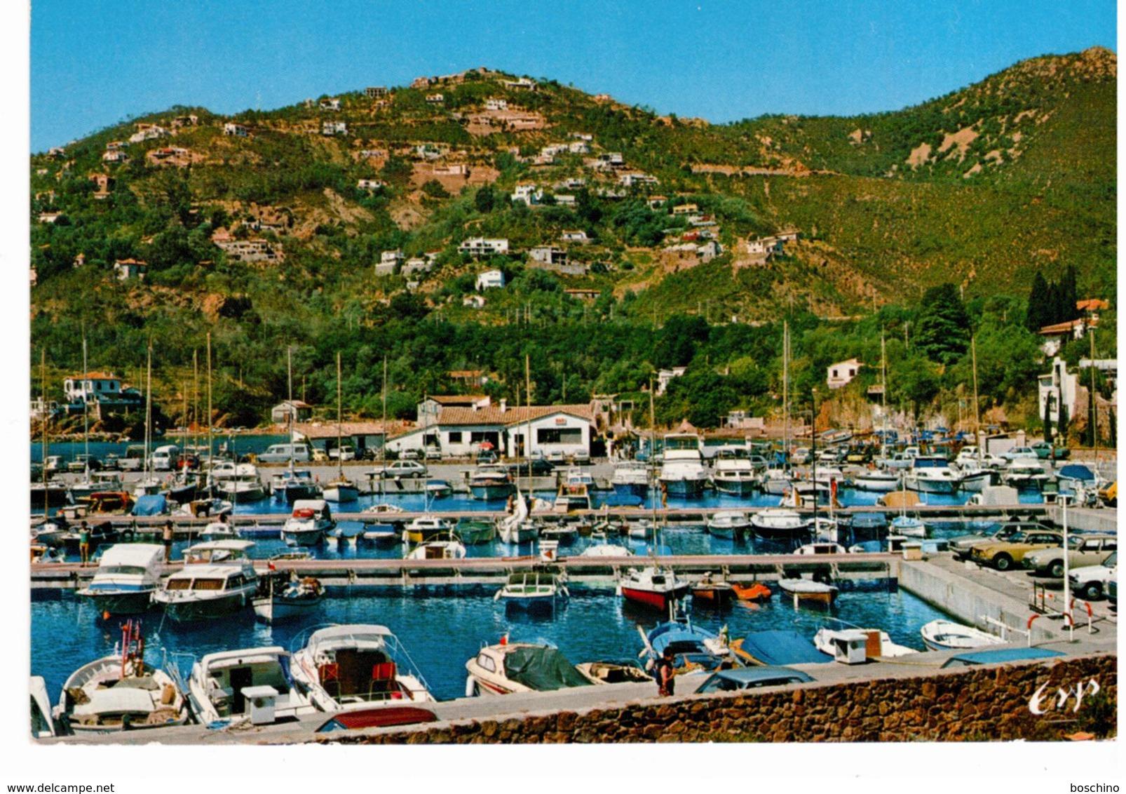 Le Trayas - Port De La Figuerette ( Commune De Théoule Sur Mer) - Frankreich