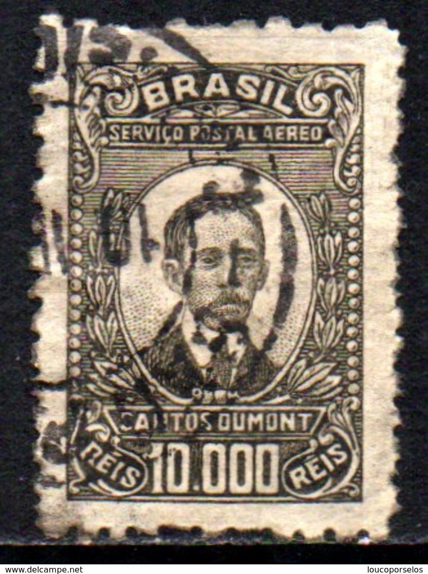 Brasil A 025 A Aéreos Santos Dumont U (a) - Airmail