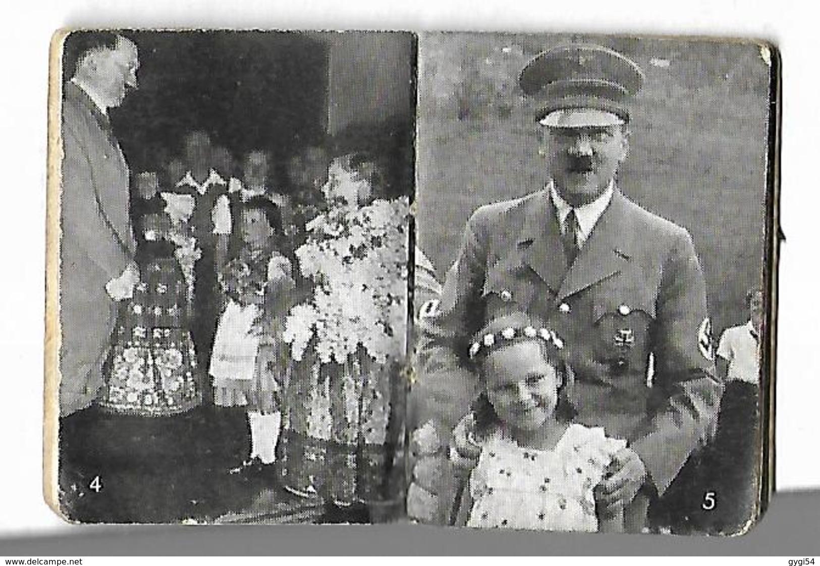 LIVRET  Hitler Et La Jeunesse  Complet - Documents Historiques