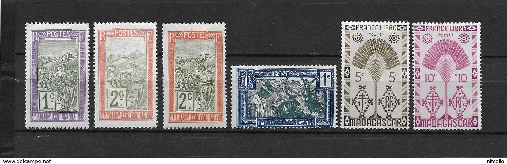 LOTE 1716  ///  MADAGASCAR - Madagascar (1960-...)