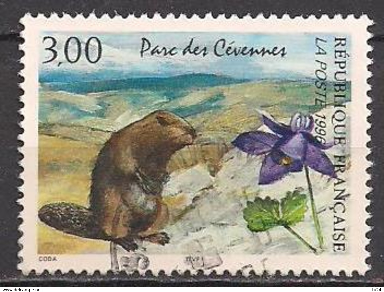 Frankreich  (1996)  Mi.Nr.  3145  Gest. / Used  (2eo45) - Frankreich