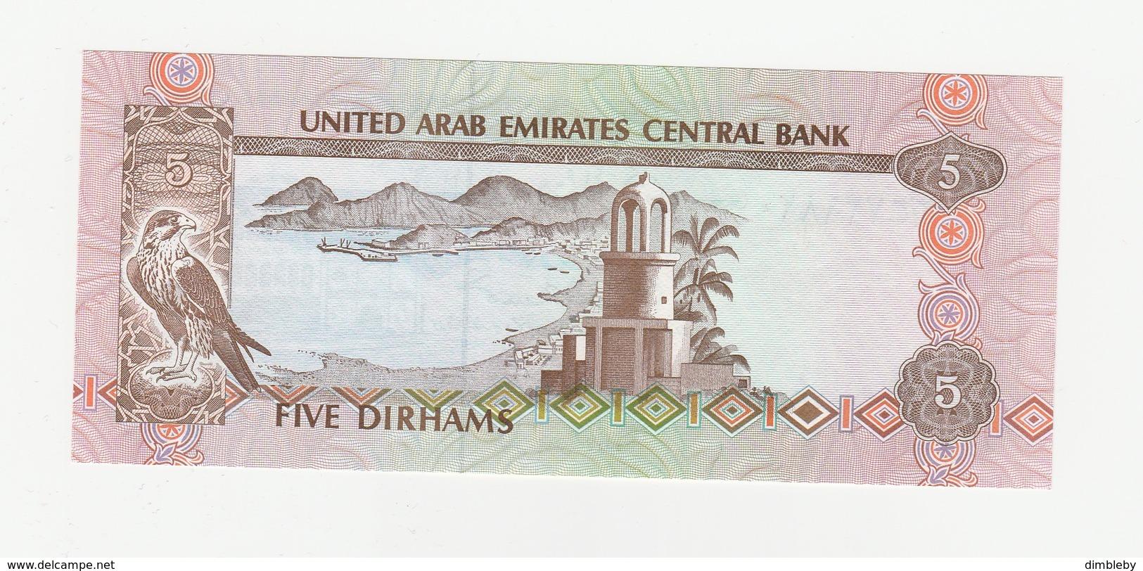 5 Dirhams UNZ - United Arab Emirates