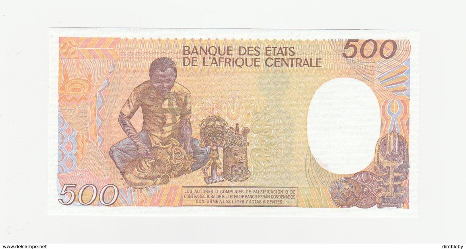 "1985;Äquatorial-Guinea ""500 Francs Unz - Equatorial Guinea"