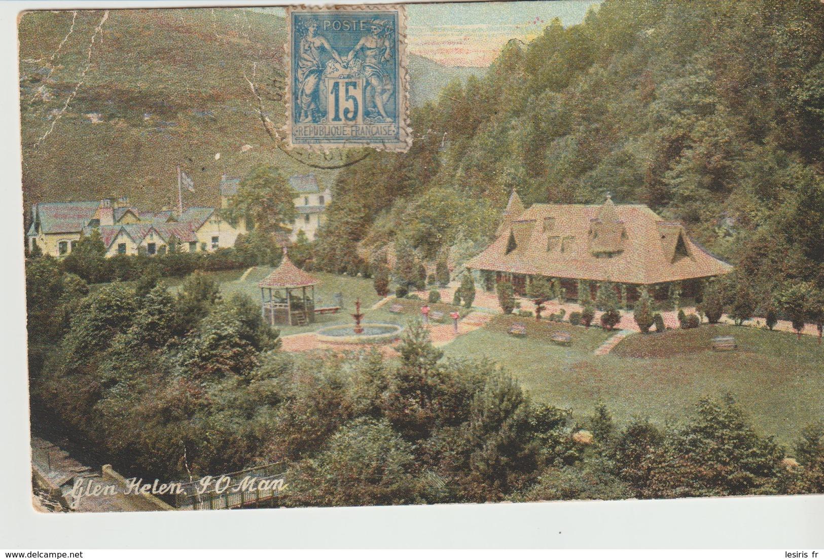 CPA - GLEN HELEN - MAN - - Isle Of Man