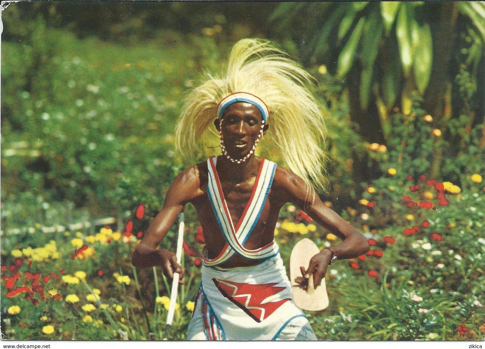 REPUBLIQUE DEMOCRATIQUE DU CONGO - Goma - Danseur - Folklore - Congo - Kinshasa (ex Zaire)