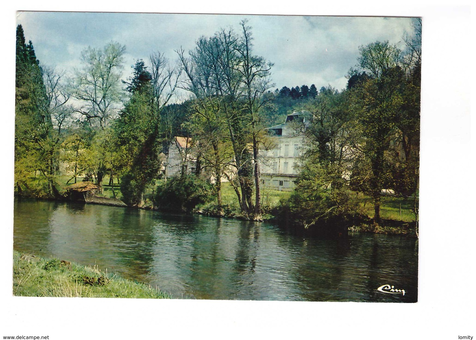 89 Sermizelles Le Chateau Foyer Pierre Gaud - Autres Communes
