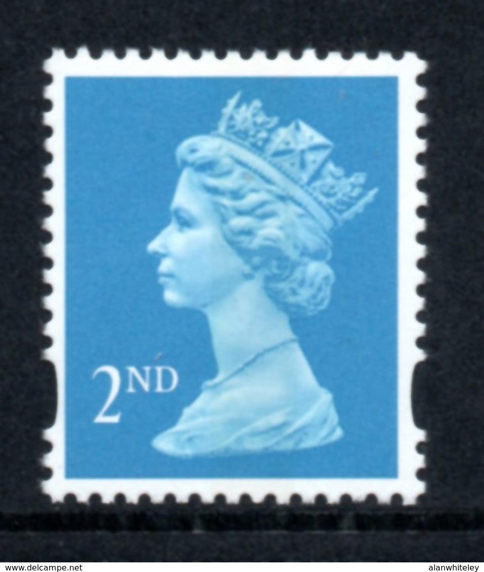 GREAT BRITAIN 2002 Machin Definitive 2nd Class: Single Stamp UM/MNH - 1952-.... (Elisabetta II)