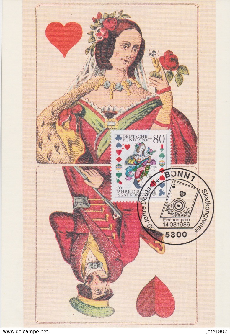 Play Cards - 100 Jahre Deutsche SKATkongresse - Games