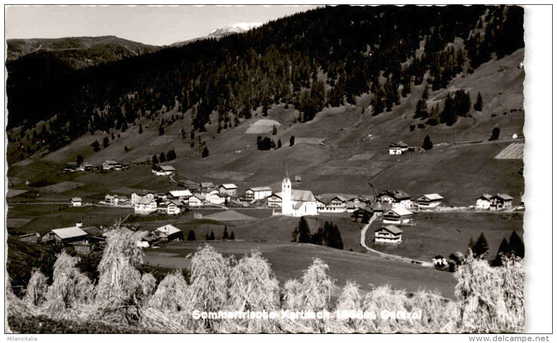 Sommerfrische Kartitsch, Osttirol * 22. 7. 1967 - Österreich