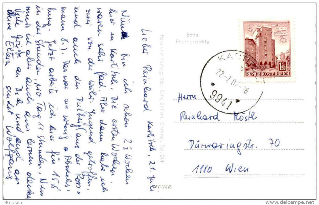Sommerfrische Kartitsch, Osttirol * 22. 7. 1967 - Ohne Zuordnung