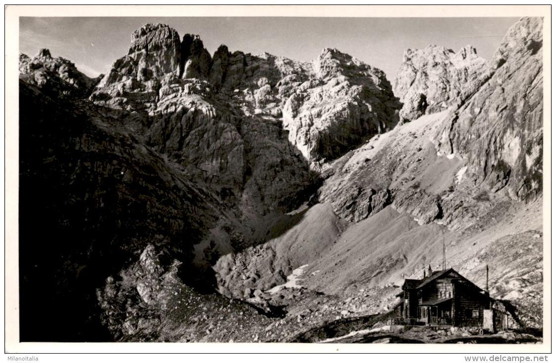 Karlsbaderhütte Mit Rotem Turm * 24. 8. 1950 - Lienz