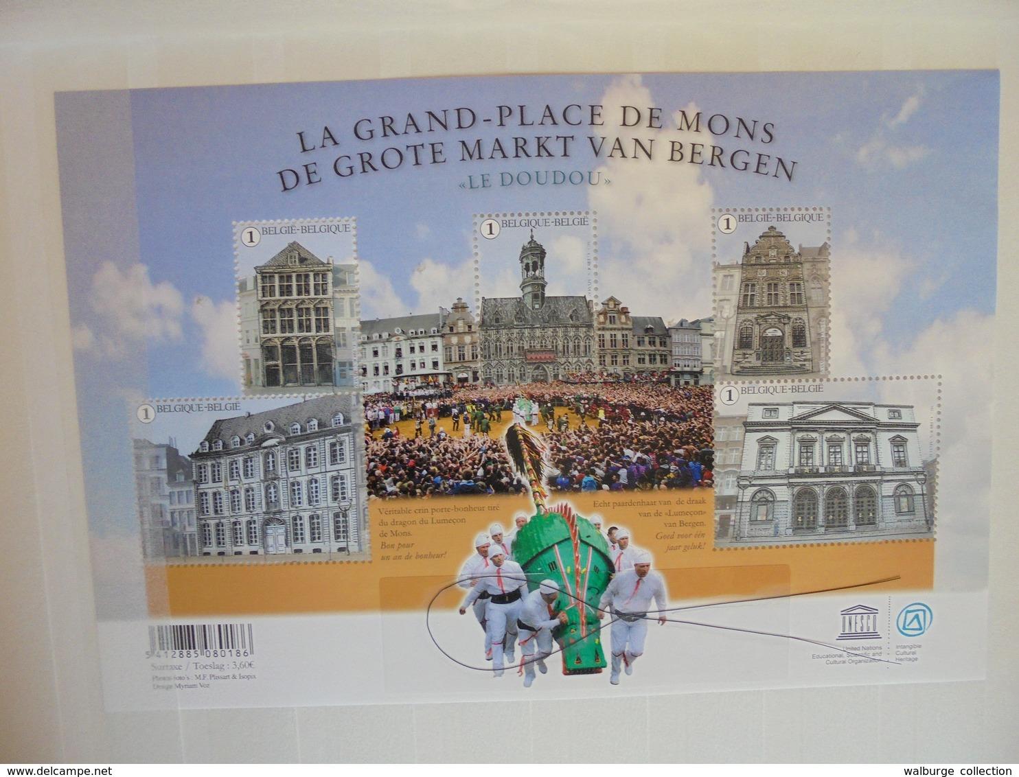 BELGIQUE 2009-2016(TOUT EN NEUF) +- 1350 EURO DE FACIALE !!! (2119) 2 KILOS 300 - Belgique