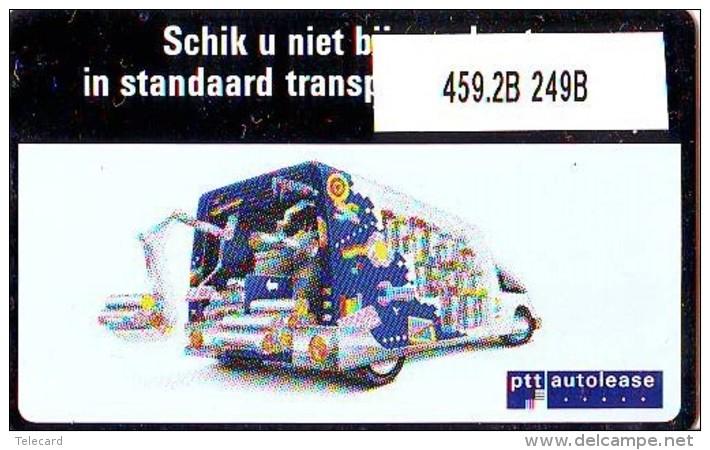 Telefoonkaart  LANDIS&GYR NEDERLAND * RCZ.459.2b  249b * Autolease  * TK * ONGEBRUIKT * MINT - Nederland