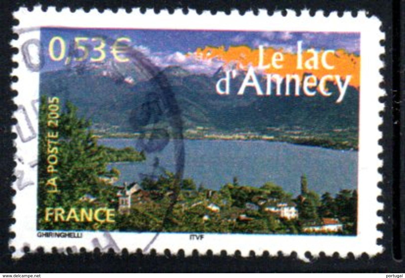 N° 3814 - 2005 - - Used Stamps