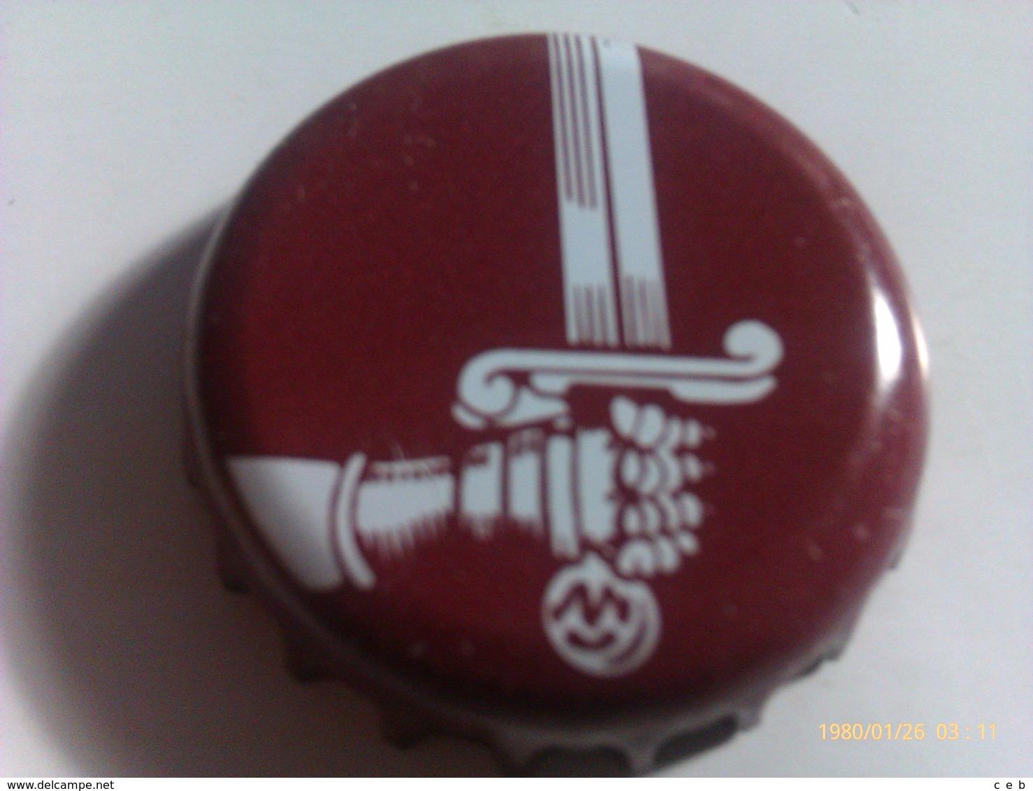 Chapa Kronkorken Caps Tappi Cerveza Einsiedler. Alemania - Birra