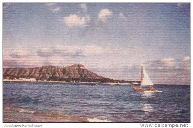 Hawaii Oahu Diamond Head