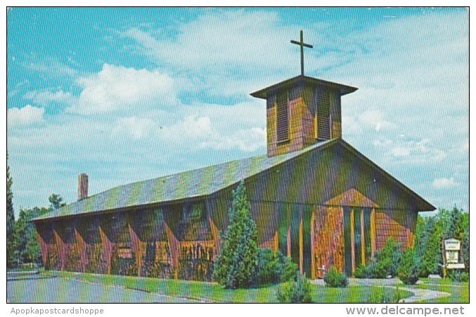 Vermont Stowe Blessed Sacrament Roman Catholic Church