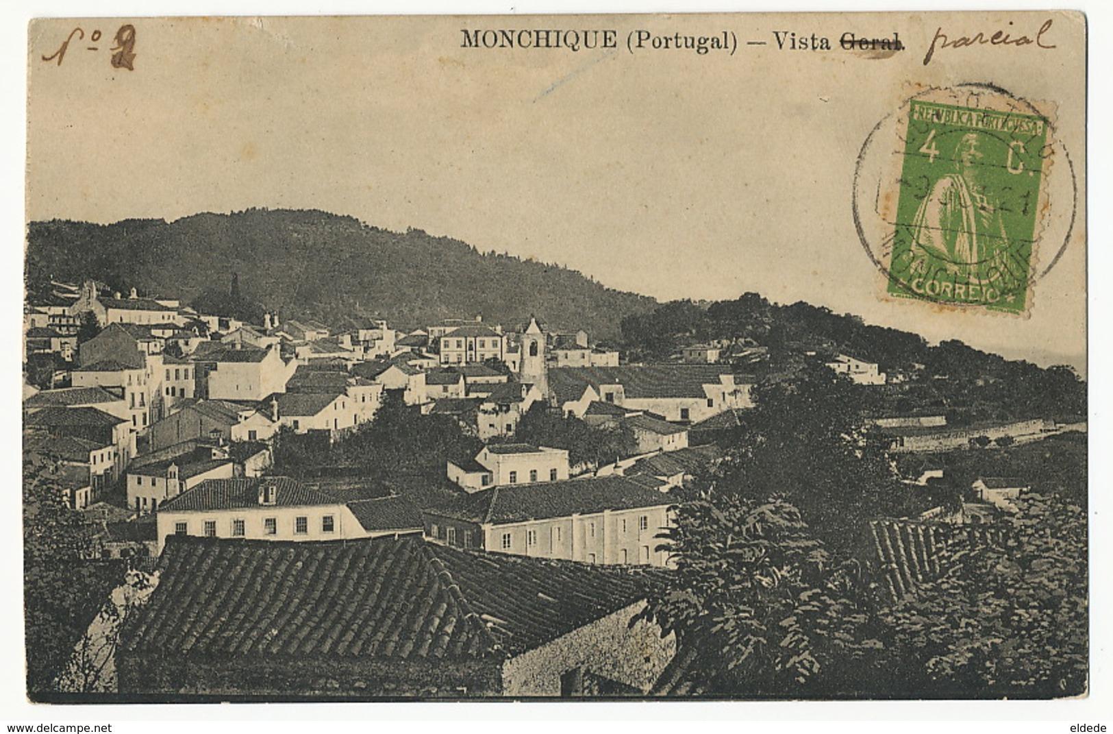 Monchique Vista Parcial - Portugal