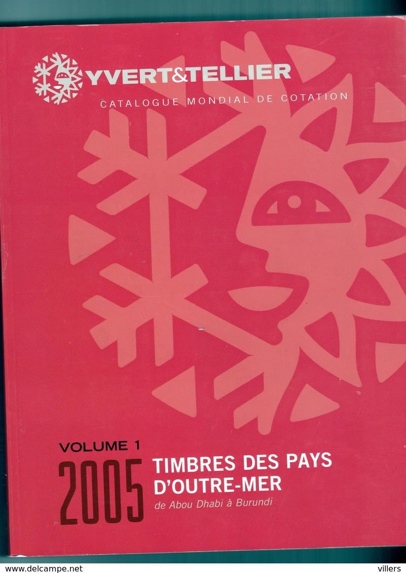 TIMBRES DES PAYS D OUTRE - MER  2005 - Frankreich
