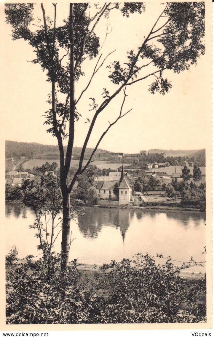 Yvoir - CPA - Godinne S/Meuse - Un Jolie Coin - Yvoir