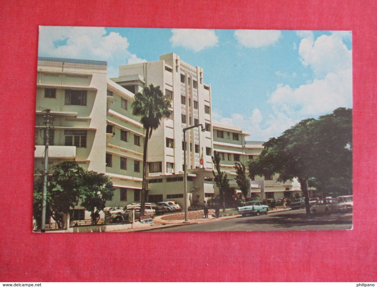 Africa > Mozambique Mocambique-- Hotel Cardoso Ref 2946 - Mozambique
