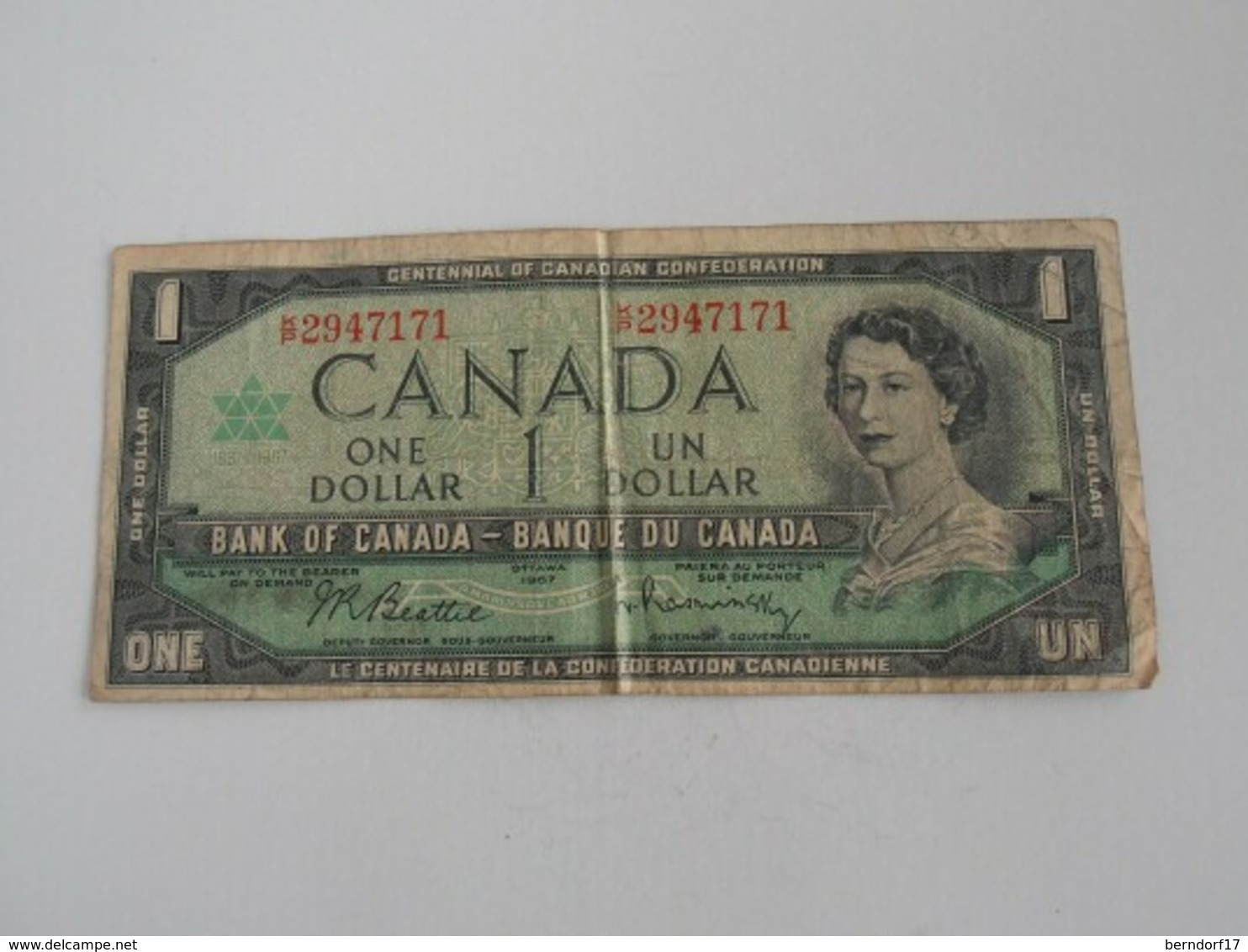 Canada 1 Dollar - Canada