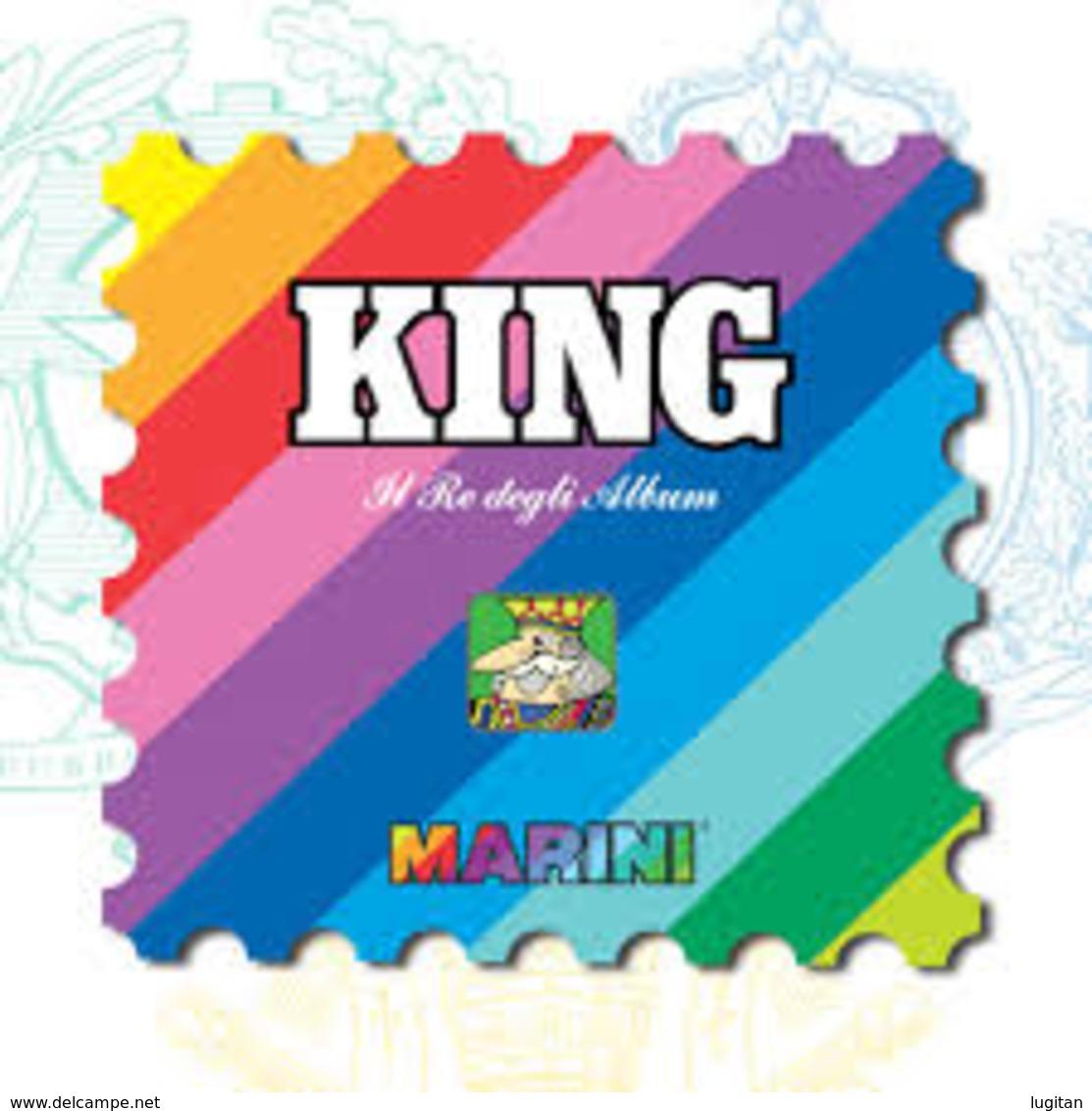 AGGIORNAMENTO MARINI KING - ITALIA REPUBBLICA - ANNO Congiunte 2009 Lingua Italiana E Rapp.Diplomatici - Stamp Boxes