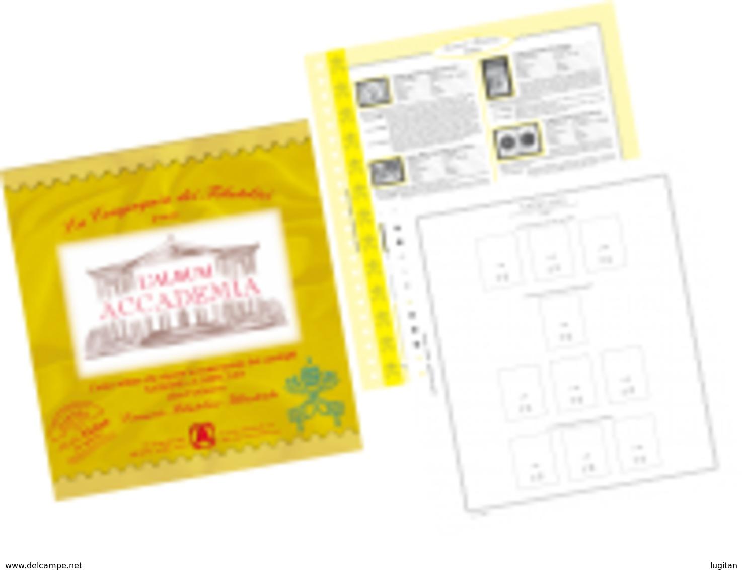 AGGIORNAMENTO ABAFIL - VATICANO - ANNO 2002 -  NUOVI SPECIAL PRICE - Kisten Für Briefmarken