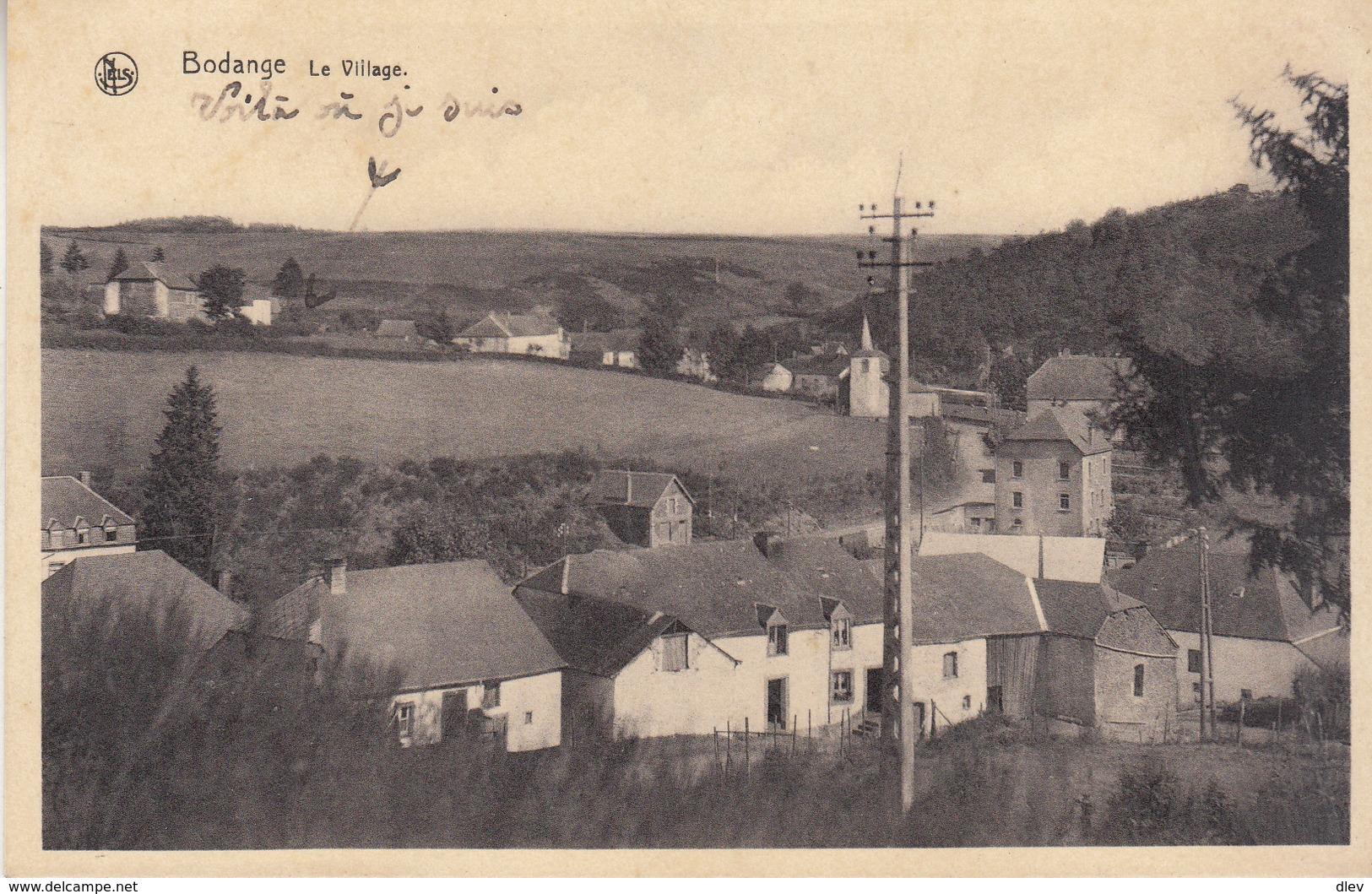 Bodange Le Village - 1939 - Edit. Golière-Melmer/Nels - Fauvillers