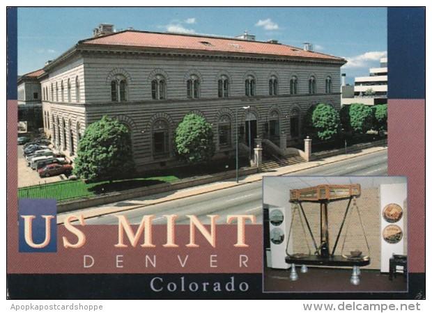 Colorado Denver United States Mint 1996