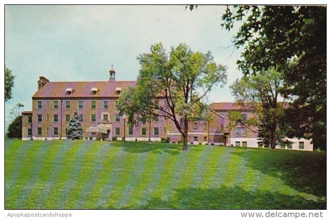 Indian Batesville Margaret Mary Hospital