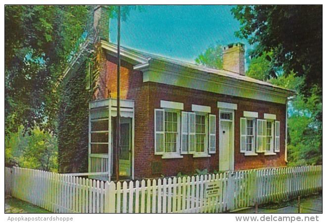 Ohio Milan Birthplace Of Thomas A Edison