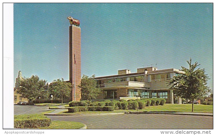 Missouri Kansas City American Hereford Association Headquarters