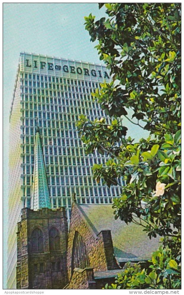 Georgia Atlanta Life Of Georgia Tower