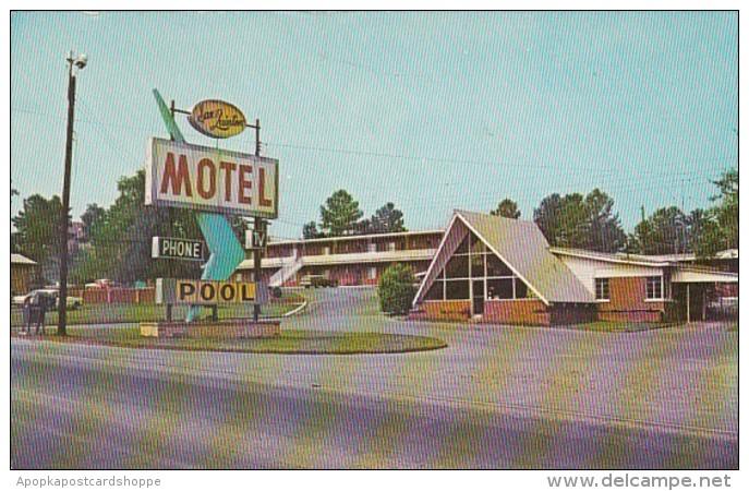 Georgia Dalton San Quinton Motel