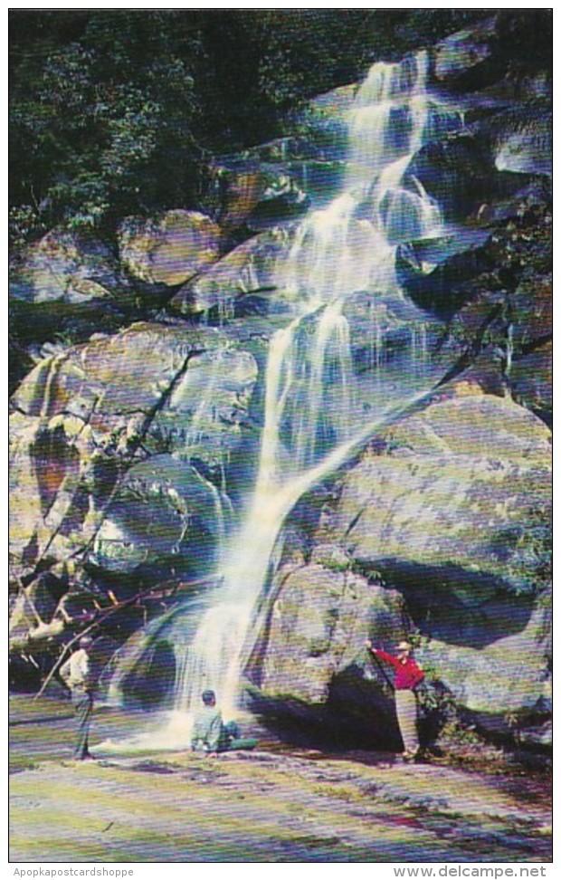 Smoky Mountains National Park Ramsey Cascades